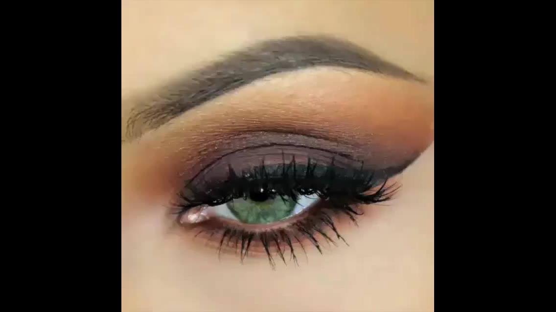 Maquiagem marrom que você vai amar