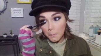Maquiagem Meiga E Delicada, Mais Uma Para Aprender Rapidinho!