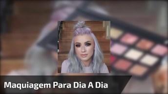 Maquiagem Neutra E Linda, O Resultado É Fantástico, Confira!