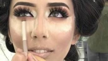 Maquiagem Para Aniversariante, Veja Como Ficou Maravilhosa!