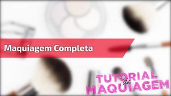 Maquiagem Para Aprender Bem Rápido, Você Se Apaixona Pelo Resultado!