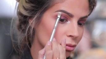 Maquiagem Para Balada Do Final De Semana, Olha Que Resultado Incrível!