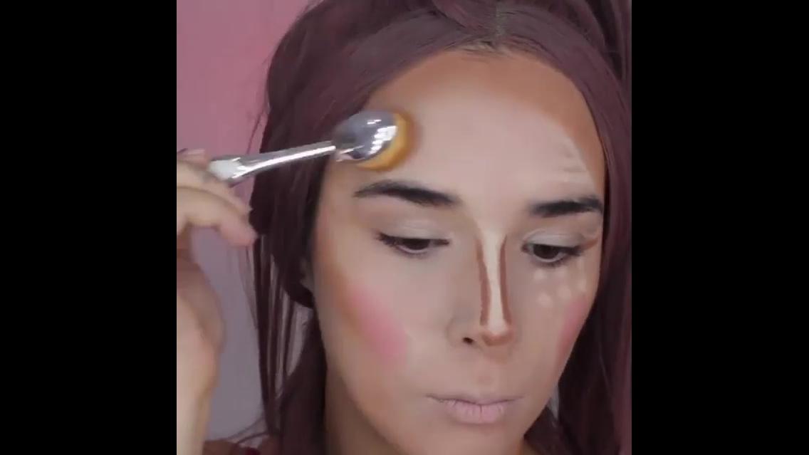 Maquiagem para carnaval, impossível não arrasar com ela