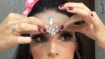Maquiagem Para Carnaval - Uma Ideia Que Você Vai Adorar Aprender!