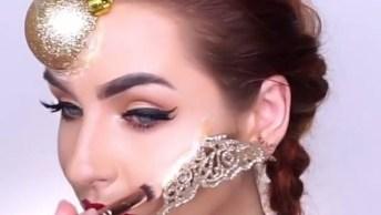 Maquiagem Para Curtir O Halloween, Você Vai Fazer Muito Sucesso!