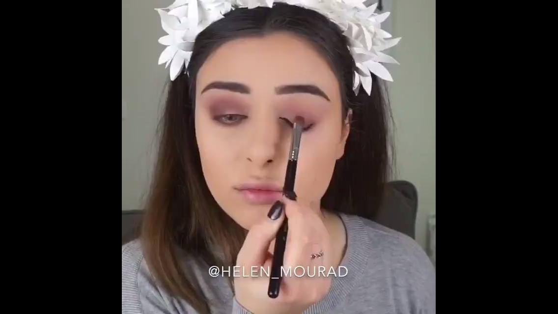 Maquiagem para dia a dia para quem gosta de make neutra e linda