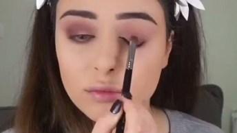 Maquiagem Para Dia A Dia Para Quem Gosta De Make Neutra E Linda!