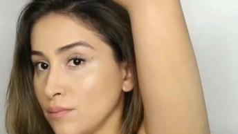 Maquiagem Para Esconder Manchas Indesejáveis No Corpo, Confira!