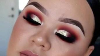Maquiagem Para Festa Arrasadora, Bora Conferir O Passo A Passo!