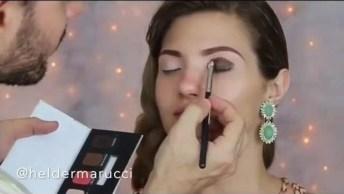 Maquiagem Para Festa, Que Resultado Mais Lindo, Pode Apostar Nessa Make Sem Medo