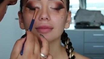 Maquiagem Para Festa - Uma Linda Opção Para Você Favoritar!