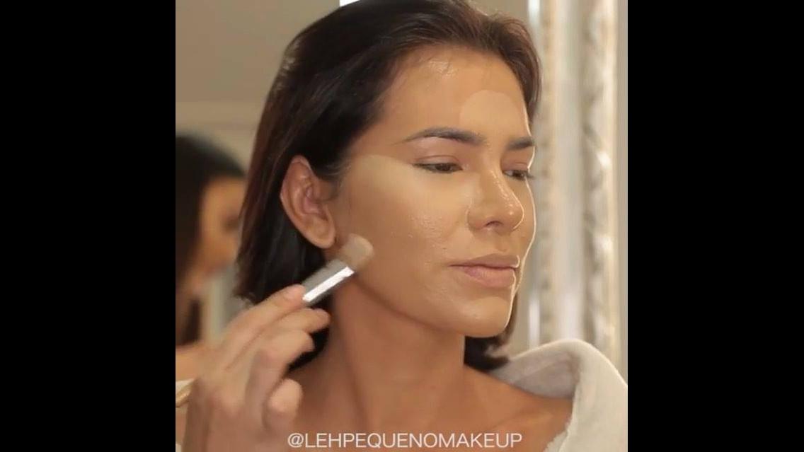 Maquiagem para ficar diva, o resultado impressiona, confira!