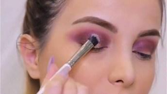 Maquiagem Para Fim De Semana, Você Arrasando Por Onde For!