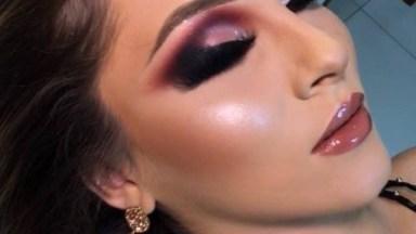 Maquiagem Para Formanda Maravilhosa, Uma Verdadeira Obra De Arte!