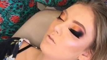 Maquiagem Para Formanda, Veja Que Linda Inspiração Estes Olhos!