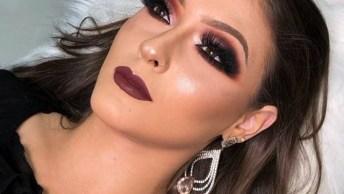 Maquiagem Para Formatura, Olha Só Esta Inspiração De Make Maravilhosa!