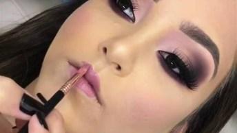 Maquiagem Para Formatura, Olha Só Que Espetáculo Esta Sombra!