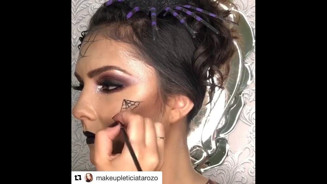 Maquiagem para Halloween, mais um video que te surpreende