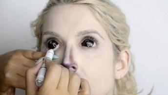 Maquiagem Para Halloween, Olha Só Que Inspiração Maravilhosa!