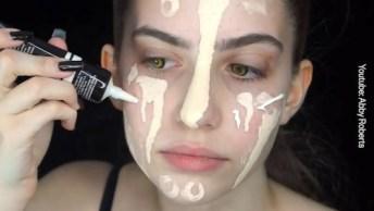 Maquiagem Para Halloween - Palhaço Feminino, Mais Uma Super Dica!