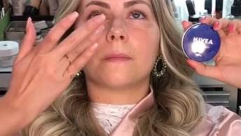 Maquiagem Para Madrinha De Casamento, Olha Só Que Sombra Maravilhosa!