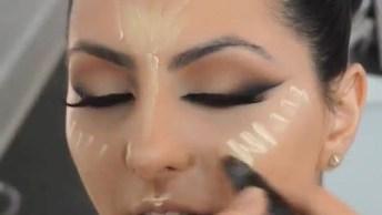 Maquiagem Para Noiva, Sem Exageros E Com Muita Delicadeza!