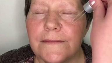 Maquiagem Para Pele Madura, Ela Ficou Linda E Arrasadora, Confira!