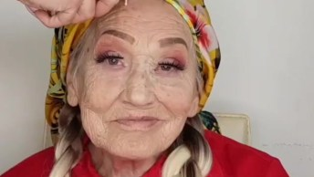 Maquiagem Para Pele Madura, O Resultado É Incrível, Confira!