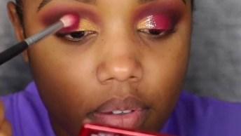 Maquiagem Para Pele Parda, Uma Make Maravilhosa, Confira!