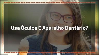 Maquiagem Para Quem Usa Óculos E Aparelho Dentário, Confira!