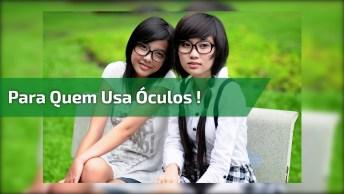 Maquiagem Para Quem Usa Óculos E Gosta De Make Sem Exageros!