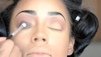 Maquiagem Para Se Inspirar, Toda Mulher É Linda, Acredite Na Sua Beleza!
