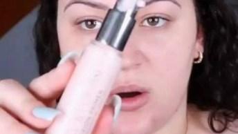 Maquiagem Passo A Passo Com Olhar Marcante, Você Vai Gostar!