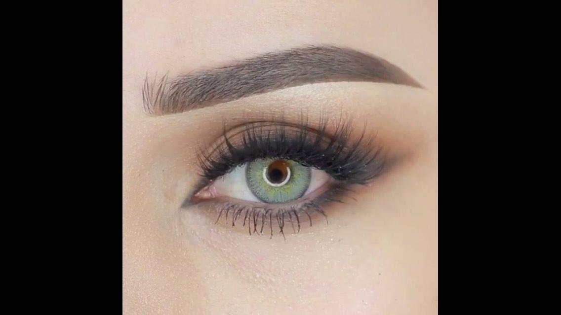 Maquiagem passo a passo fácil de fazer nos olhos