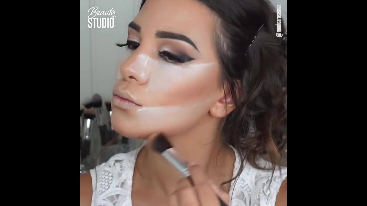 Maquiagem passo a passo