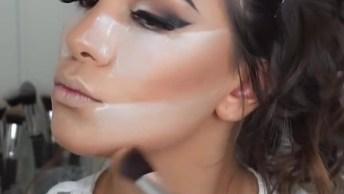 Maquiagem Passo A Passo - Mais Um Vídeo Perfeito Para Compartilhar!