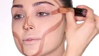 Maquiagem Passo A Passo Maravilhosa, Que Olhos São Esses?