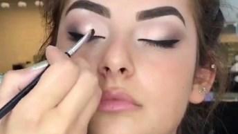 Maquiagem Passo A Passo Para Aprender, Use E Abuse Da Make!