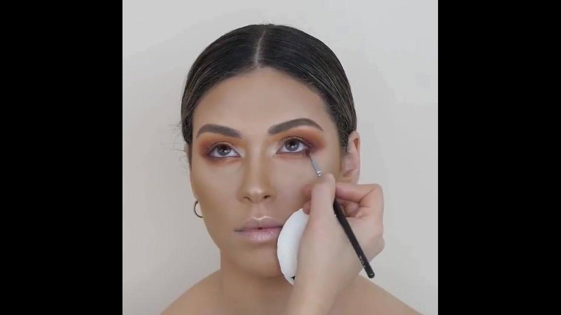 Maquiagem passo a passo para aprender
