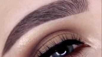 Maquiagem Passo A Passo Para Os Olhos, Mais Uma Que Você Precisa Aprender!