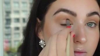 Maquiagem Passo A Passo Que Fica Linda No Final, Confira E Compartilhe!
