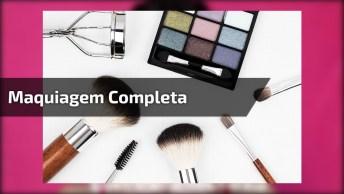 Maquiagem Passo A Passo Que Suas Amigas Do Facebook Vão Gostar!