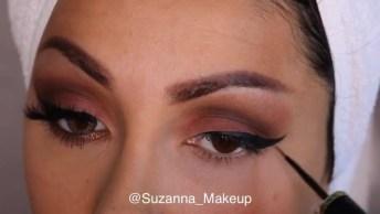 Maquiagem Passo A Passo Que Vale A Pena Aprender, Veja O Vídeo!