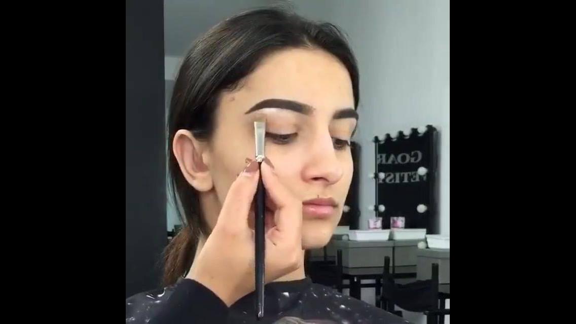 Maquiagem passo a passo, super leve e discreta