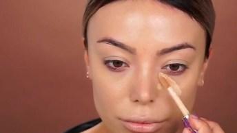 Maquiagem Perfeita Para Mulheres Chiques, Um Lindo Tutorial!