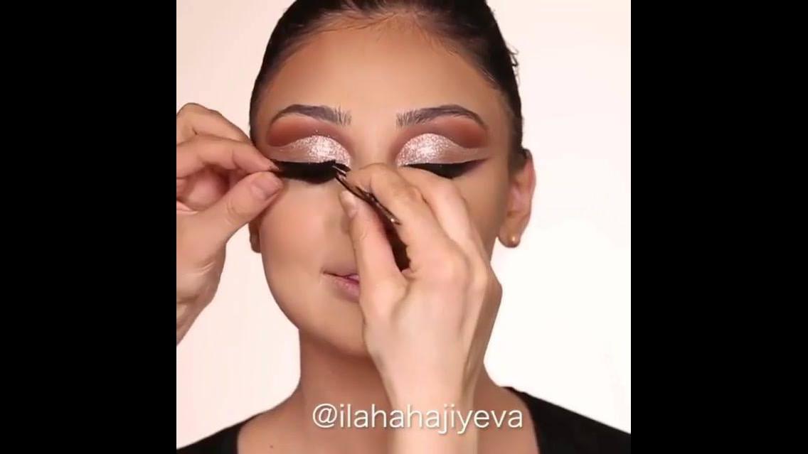 Maquiagem perfeita, quando uma make é bem feita, toda mulher fica linda!