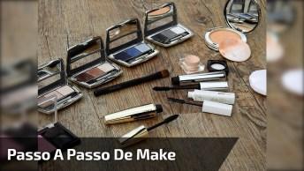 Maquiagem Perfeita - Um Vídeo Maravilhoso Para Aprender A Se Maquiar!