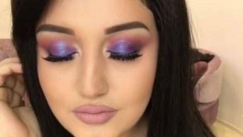 Maquiagem Que Transforma Uma Mulher, Confira O Resultado!