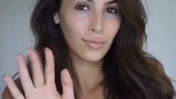 Maquiagem Simples E Bonita Para O Dia A Dia, Compartilhe No Facebook!