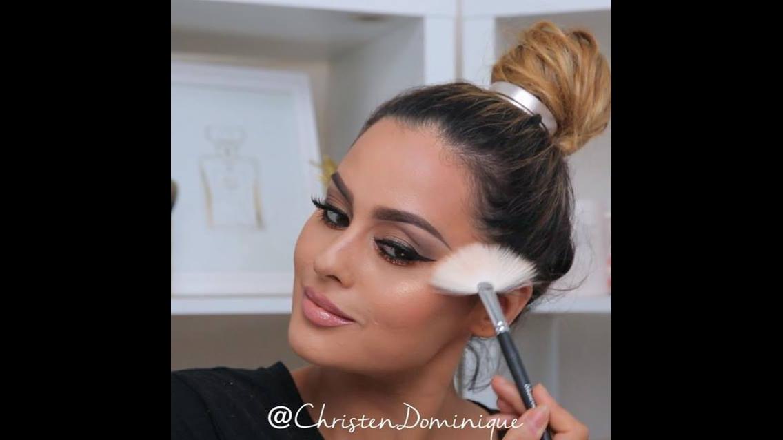 Maquiagem simples e linda